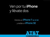 Super Oferta AT&T: Ve por un iPhone y llévate dos